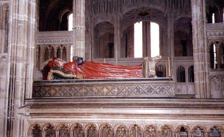 Tomb of Cardinal Beaufort