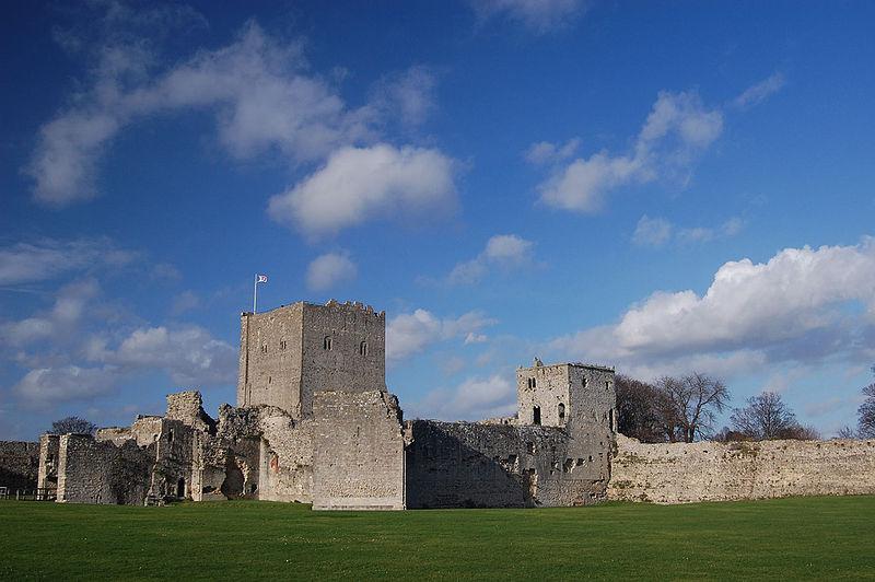 Portchester_castle