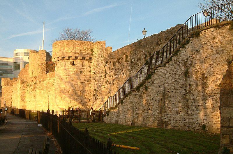 Southampton_medieval_walls